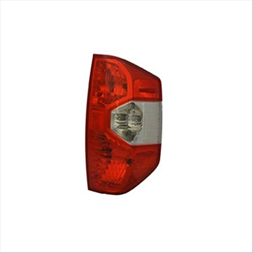 Partslink TO2800193 Multiple Manufacturers TO2800193N OE Replacement Tail Light Assembly TOYOTA TUNDRA 4WD 2014-2017