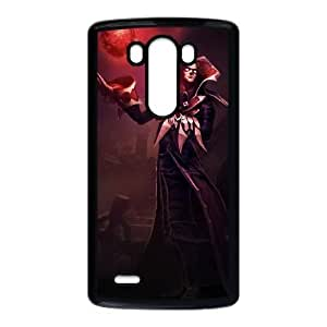 LG G3 Phone Case Cover Black League of Legends Count Vladimir EUA15964307 Custom Personalized Cell Phone Case