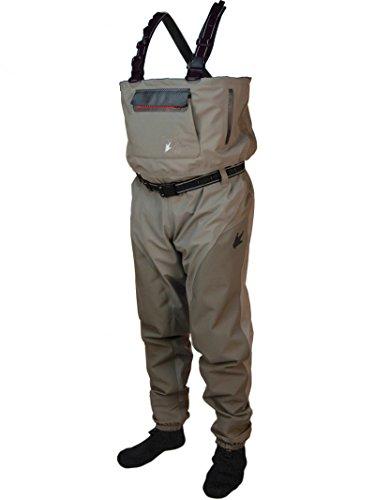 Frogg Toggs® Anura™ 2 Breathable Nylon Breathable Stockingfoot Waders (2711149) (XL)