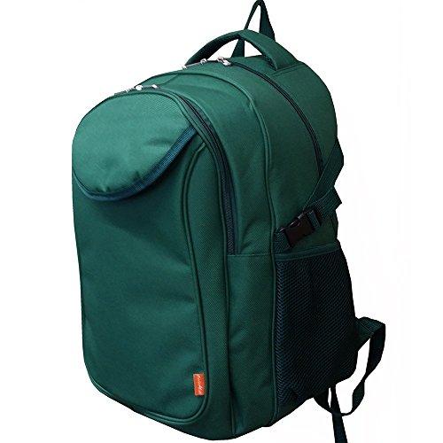 Large Cool Bag Cooler Backpack in Kensington Green: Amazon.co.uk ...