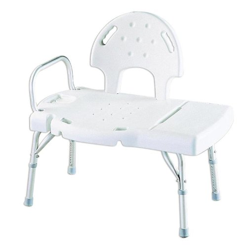 I-Class Blow-Molded Transfer Bench Unassembled (Bathtub Invacare)
