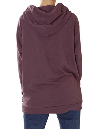 Sweater & Fleece Kapuzensweatshirts Sw Army Of Lovers - Burgundy