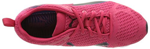 Puma Power Trainer Clash Wn's - zapatillas deportivas de material sintético mujer Pink/Black