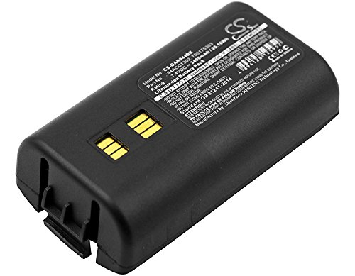 3400mAh Battery Replacement for Datalogic944501055, 944501056, 944501057, 944501088, 944551004, P/N 700175303, 94ACC1302 by SLCBATTERY