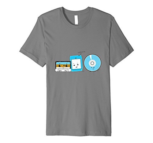 Mixtape, 8track and CD T-shirt (Fabric Mix Cd)