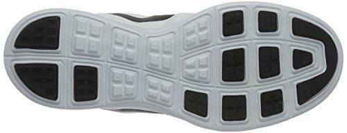 Blanco pure Black da Lunar White Platinum Plata NIKE Multicolore Uomo 2 Negro Tempo Scarpe Corsa Onq87