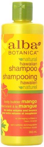 - Alba Botanica Hawaiian Moisturizing Hair Wash - Mango - 12 oz - 2 pk