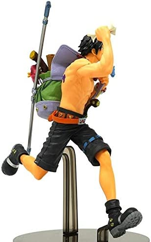 Banpresto Estatua Portgas D. Ace, Multicolor, One Piece (BANP82976 ...