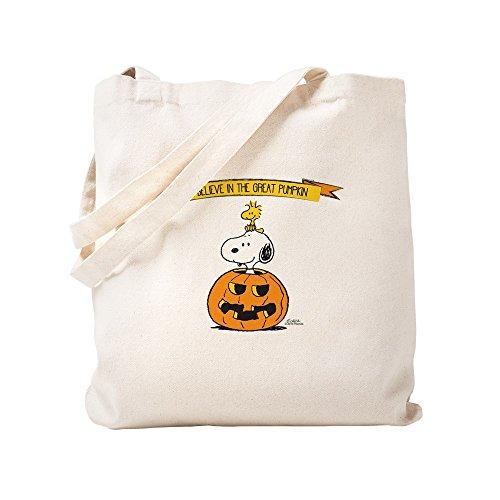 Believe Cafepress Tela Pumpkin Cachi Peanuts Great Tote Small pw56TBwqn