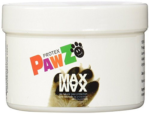 Wax Max (PawZ MaxWax - 100% Human Grade Ingredients - Bees Wax, Mineral Jelly, Lanolin (200g))