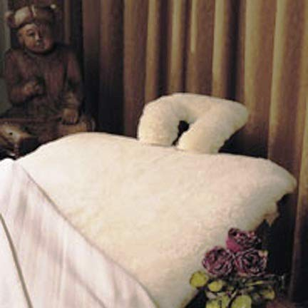 SnugSoft Imperial Wool Massage Table Cover - 1.25'' Pile