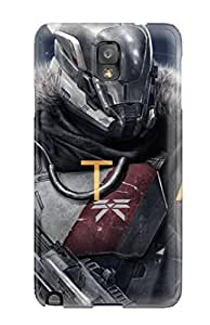 Premium Protection Titan In Destiny Case Cover For Galaxy Note 3- Retail Packaging