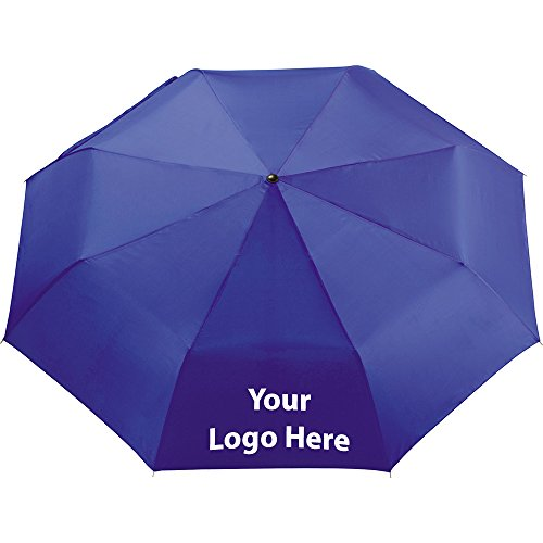 "Pensacola 41"" Folding Umbrella - 48 Quantity - $5.95 Each - Promotional Product/Bulk with Your Logo/Customized."