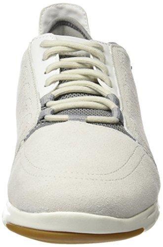Geox U Xunday 2fit B, Zapatillas para Hombre Gris (PAPYRUSC1122)