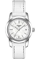 Tissot Women's Classic Dream Watch - White