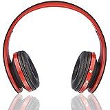 Ziu Smart Items - Auriculares Bluetooth inalámbricos (Cancelación de Ruido, micrófono Incorporado, Radio,…