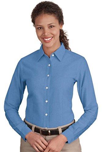 Autoridad Portuaria de la mujer Classic Oxford Azul