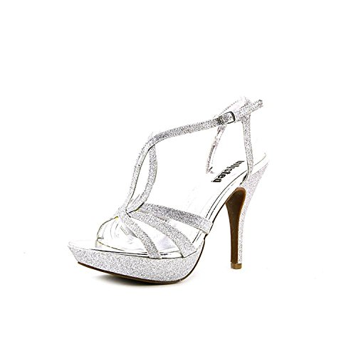 UNLISTED , Sandales pour femme Silver
