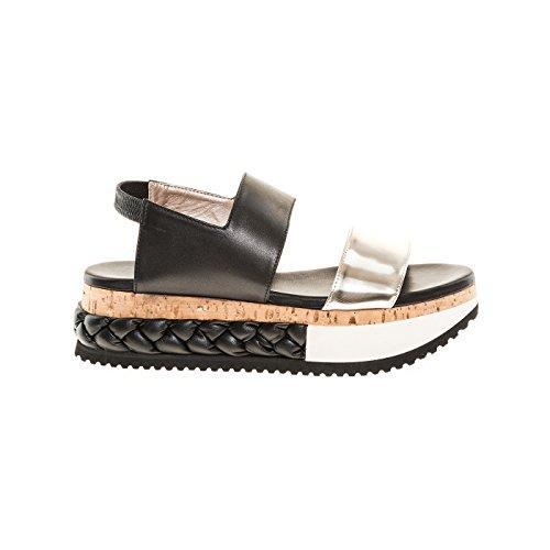 Attilio Giusti D642004sgk35897182 Agréable Confort Sandalette À Une Hauteur Confortable Du Talon
