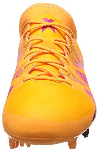 Adidas X 152 Fgag - S74672 Oranje-geel-roze