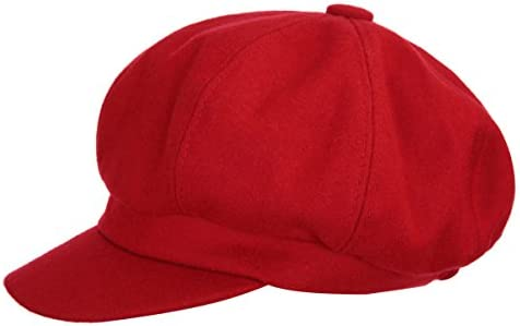 Dorothy Perkins Damen Black Boucle Baker Boy Hat Hut Not Applicable