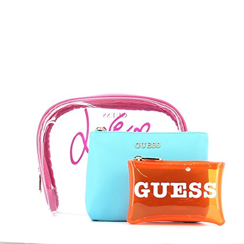 Multi Fuchsia One All GUESS Paloma In 67pTTP