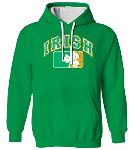 Irish Flag Sweatshirt - 2