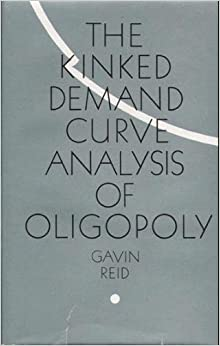 economic analysis of oligopoly Bmw economic analysis thursday it can be said to have an oligopoly market structure as only a small number of firms in the industry have control over the market.