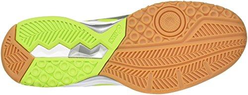 Verde Sportive energy 8 Scarpe white Uomo Green Indoor Rocket 7793 silver Asics Gel aqf400