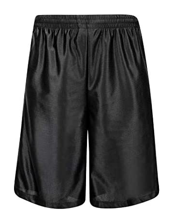 9dd86d1fdb4c7 HQUEC Men's Cool Basketball Shorts Quick-Dry Gym Running Shorts with Side  Pockets