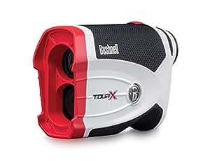 Bushnell 201540 Bushnell Tour X Jolt Golf Laser GPS/Rangefinder, White