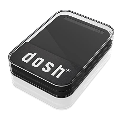 money clip wallet designer bppt  DOSH Aero 6-card Designer Money Clip Wallet for International Currency chic