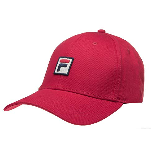 Fila Men's Tour Cap, Red, One Size from Fila