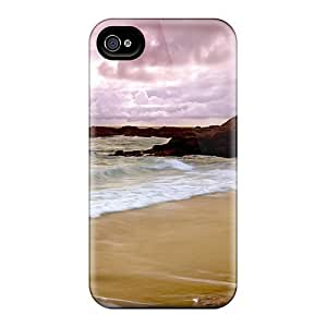 Premium 206 Back Cover Snap On Case For Iphone 4/4s by icecream design