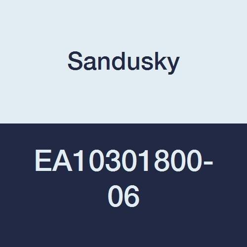 Sandusky Lee EA10301800-06 Extra Shelf for System/Adjustable Models, 30'' W x 18'' D x 1'' H, Blue