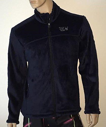 Mens Microchill Zip - Mountain Hardwear Men's MS Microchill Full Zip Jacket-Royal Blue-XL