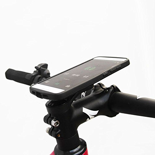 Portsys Bike Bracket Mount Phone Stick Adapte for Garmin Edge GPS Computer mount holder by Portsys (Image #2)