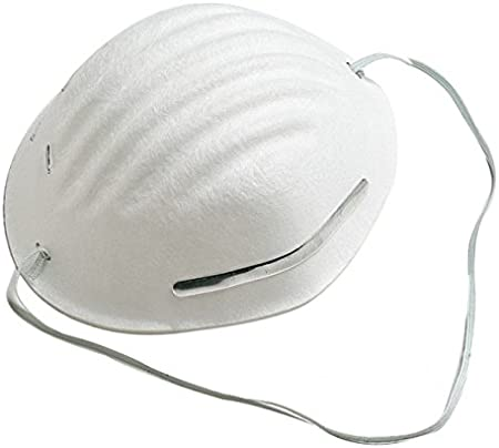 masque protection blanc