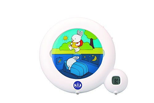 - Claessens' Kids Kid'Sleep Classic Sleep Trainer, White (New and Improved)