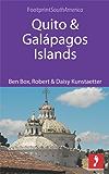 Quito & Galapagos Islands (Footprint Focus)