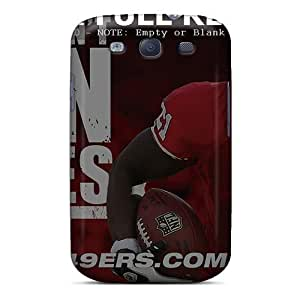High Impact Dirt/shock Proof Case Cover For Galaxy S3 (san Francisco 49ers)