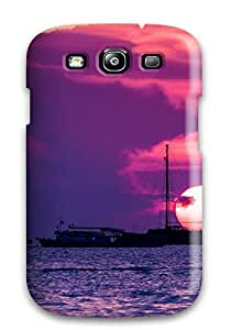 Jimmy E Aguirre's Shop Hot Hot Sunrise Tpu Case Cover Compatible With Galaxy S3 8548880K43829746
