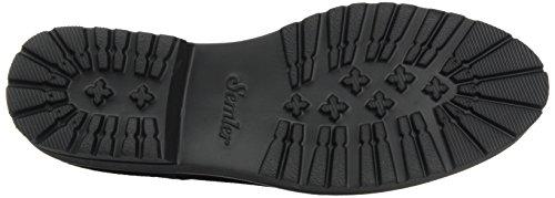 Semler Schwarz Negro de 001 Cordones Brogue para Mujer Elena Zapatos 1c8rwqTW1