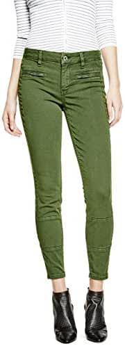 GUESS Women's Athletic Skinny Jeggings