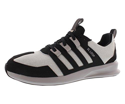 Scarpe Da Uomo Casual Adidas Sl Loop Runner Taglia Nero / Grigio