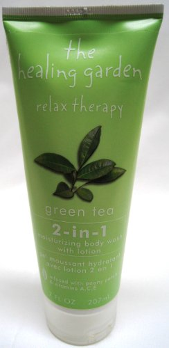 Green Tea, Relax Therapy 2-in-1 (Wash + Lotion)