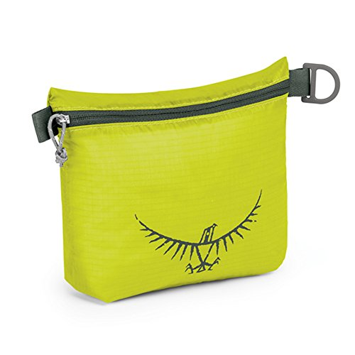 Osprey Packs UL Zipper Sack, Electric Lime, Small ()