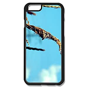Cool Dry Grass Blue Sky IPhone 6 Case For Birthday Gift