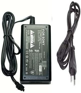Sony AC-L200 ac Sony AC-L200B ac EU European AC Adaptor for Sony AC-L25C ac Sony AC-L200D Sony AC-L200C ac