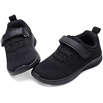 nerteo Toddler/Little Child Boys Ladies Sneakers Working/Strolling Sports activities Sneakers